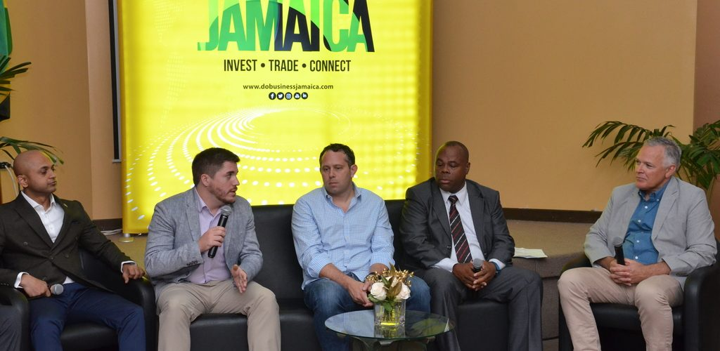 Panel discussion on knowledge process outsourcing in Jamaica