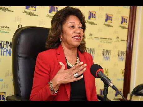 JAMPRO 's President, Diane Edwards.