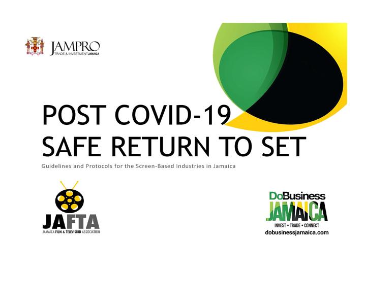 Jamaica's Post COVID19 Film Guidelines