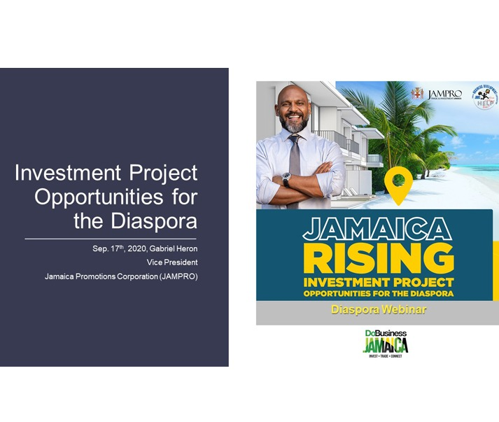 Investment Opportunities for the Jamaican Diaspora